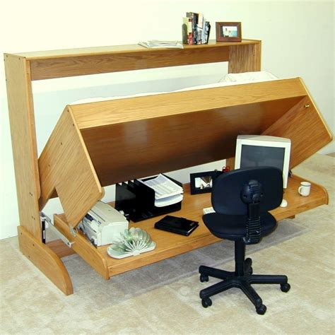 desk with pull down cover diy computer desk ideas to inspire you minimalist desk