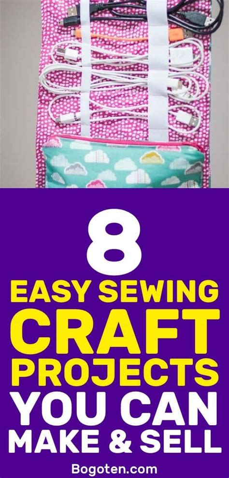 easy sewing craft projects     sell