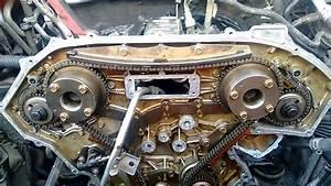 Poner A Tiempo Nissan 4 0 Pathfinder 07
