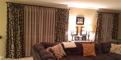 drapery panels budget conscious custom drapery panels the