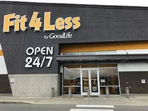 Fit 4 Less by GoodLife - Nanaimo North Town Centre