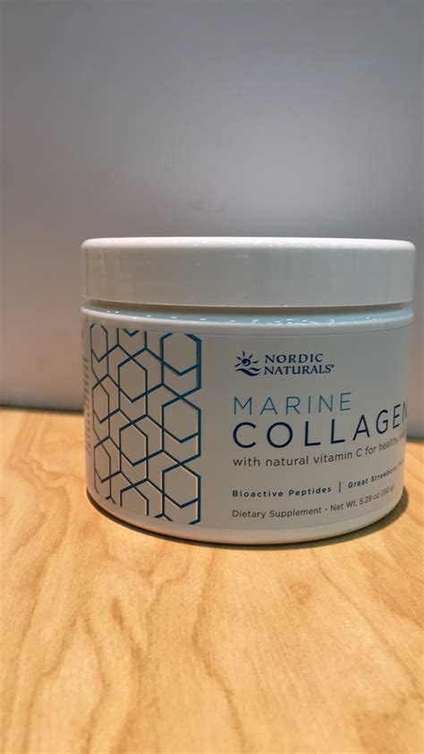 vitamin natural collagen healthy skin supplement dietary marine connect brands vendor learn