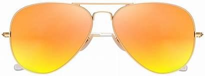 Sunglasses Transparent Glasses Clipart Clip Yellow Goggles