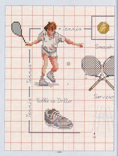 Tree Template Quilt Patterns Freetree Template Racket by Sport Tennis Point De Croix Cross Stitch Blog