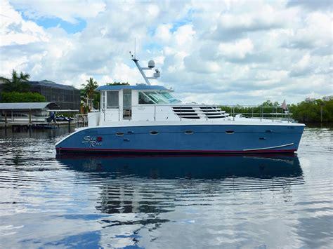 sea rose manta   power cat  yacht  sale