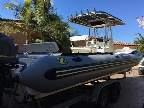 Zodiac Boats For Sale California zodiac pro open boats for sale in california