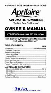 558 Manuals
