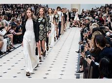 London Fashion Week 2016 Where to watch, designers on