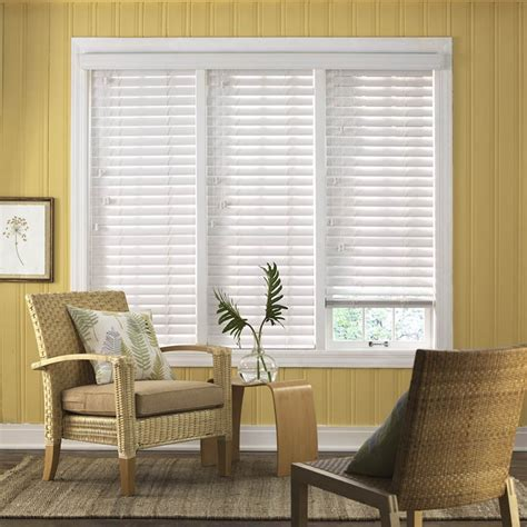 faux wooden blinds shades west coast shutters and shades outlet inc