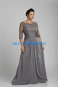 plus size elegant mother of the groom dresses women formal With mother of the groom wedding dresses plus size