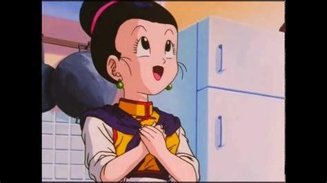 Dragonball Z Das Erste Date Von Chichi Und Son Goku Youtube