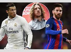 Carles Puyol pays Cristiano Ronaldo a huge compliment