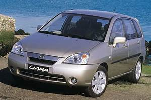Suzuki Liana Rh413    Rh416 Service  U0026 Repair Manual