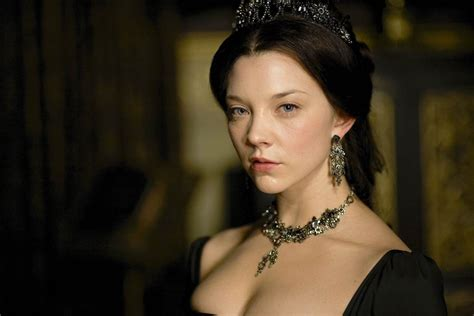 natalie dormer in tudors book review the creation of boleyn frock flicks