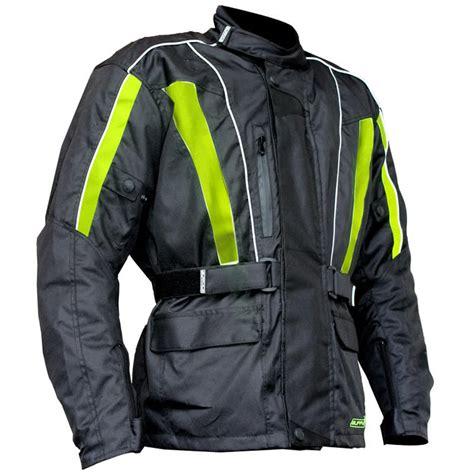 fluorescent bike jacket buffalo caliber hi viz jacket and rage trousers kit
