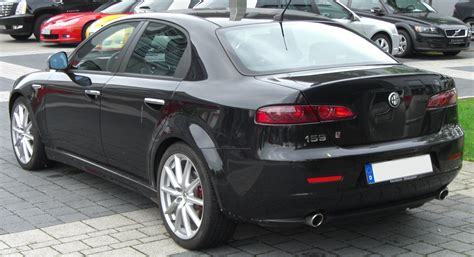 Filealfa Romeo 159 Ti Rear Wikipedia