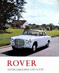Rover P5b Brochure