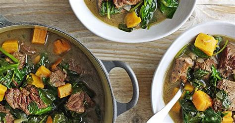 jamaican pepperpot stew recipe olive
