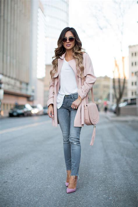 pink trench coat mia mia