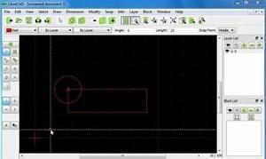 2d Design Toolbar 5 Free Cad Software