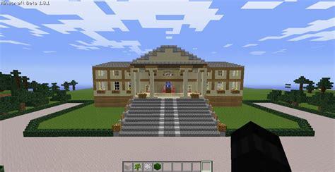 Nice Villa Minecraft Project