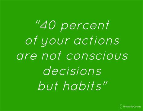 How Habits Are Formed In The Brain by Psychology Of Habits The World Counts