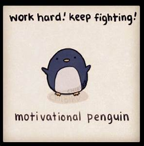Inspirational Quotes With Penguins. QuotesGram