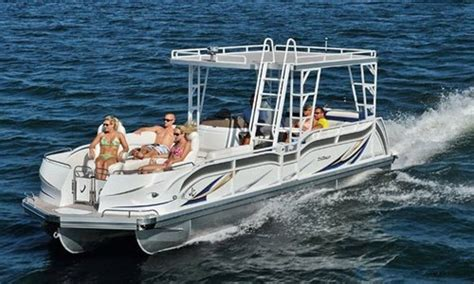 Awesome Tritoon Boats by Jc Boats Jc Pontoon Boats Jc Boat Repair Service Jc