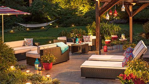lighting ideas  outdoor living