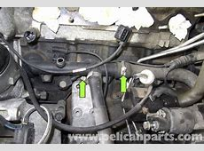 BMW Z3 Coolant Pipes Replacement 19962002 Pelican