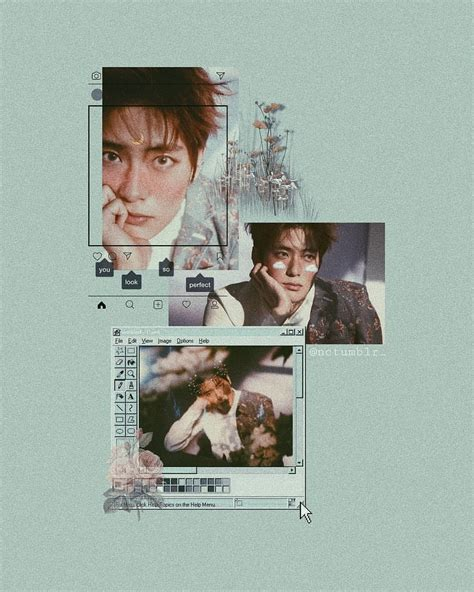 nct aesthetic wallpapers