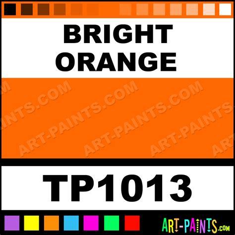 bright orange temporary ink paints tp1013 bright orange paint bright orange color