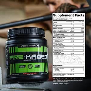 Pre Workout Powder  Kaged Muscle Preworkout For Men  U0026 Pre Workout Women  Delivers Intense