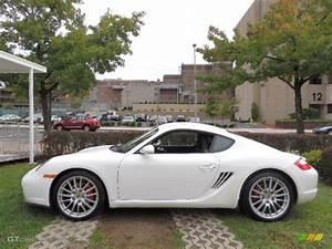 Porsche Cayman S 2006 : carrara white 2006 porsche cayman s exterior photo 71959399 ~ Medecine-chirurgie-esthetiques.com Avis de Voitures