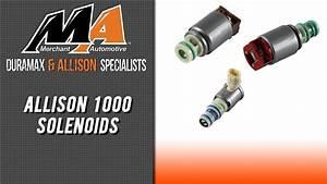 Product Spotlight  Allison 1000 Transmission Solenoids