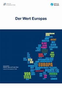 Wert Einer Reihe Berechnen : der wert europas institut f r europ ische politik iep ~ Themetempest.com Abrechnung