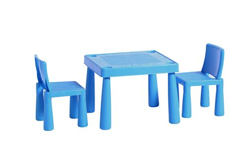 plastic table and chair set marceladick