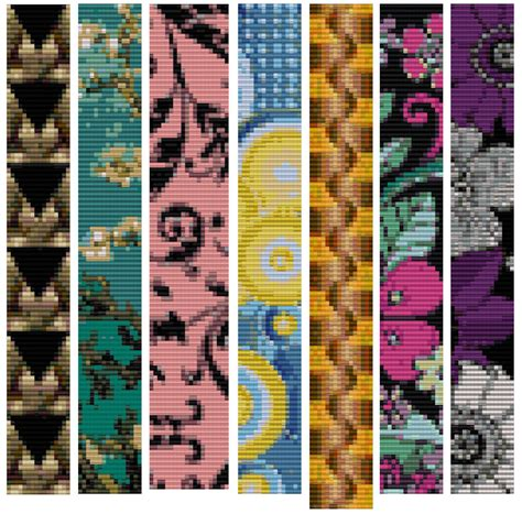 bead loom designs june 2010 mirrix tapestry bead looms page 2