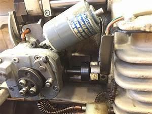 Efka Variostop 3-phase Motor Spins Backwards