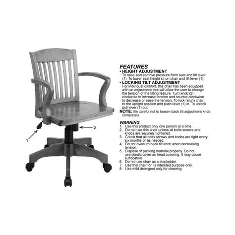 armless wood bankers chair espresso armless wood bankers office chair with wood seat in medium