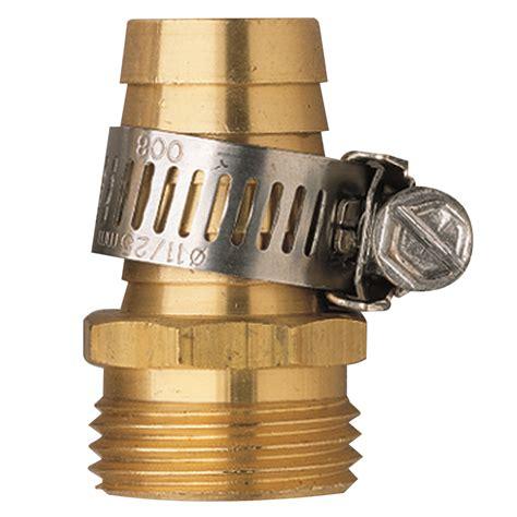 garden hose repair orbit thread aluminum 1 2 quot garden hose repair mender