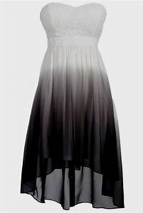 black and white dresses for teenagers Naf Dresses