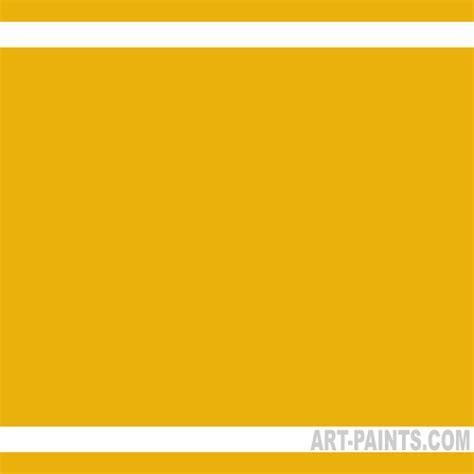 yellow ochre interactive acrylic paints 0131 yellow