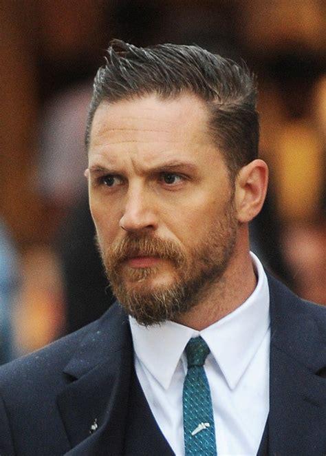 Tom Hardy Through The Years Beard