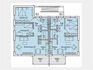 Mehrfamilienhaus Grundriss Beispiele : 25 best ideas about grundriss mehrfamilienhaus auf pinterest wohnungsbau klassische ~ Watch28wear.com Haus und Dekorationen