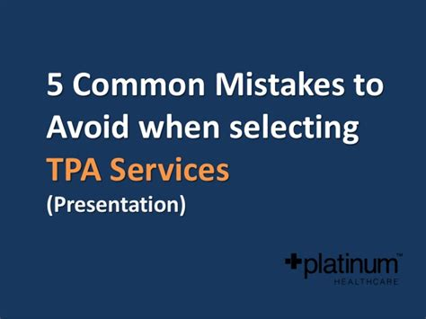 100 5 common mistakes to avoid 5 common mistakes in