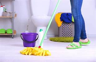 Cleaning Bathroom Drains by How To Deep Clean Your Bathroom Bathroom Design