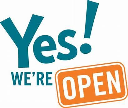 Open Yes Kvie