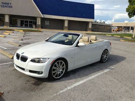 Bmw 328i Rims by Sell Used Bmw 328i 3 Series Convertible Gps M3 Rims Seats