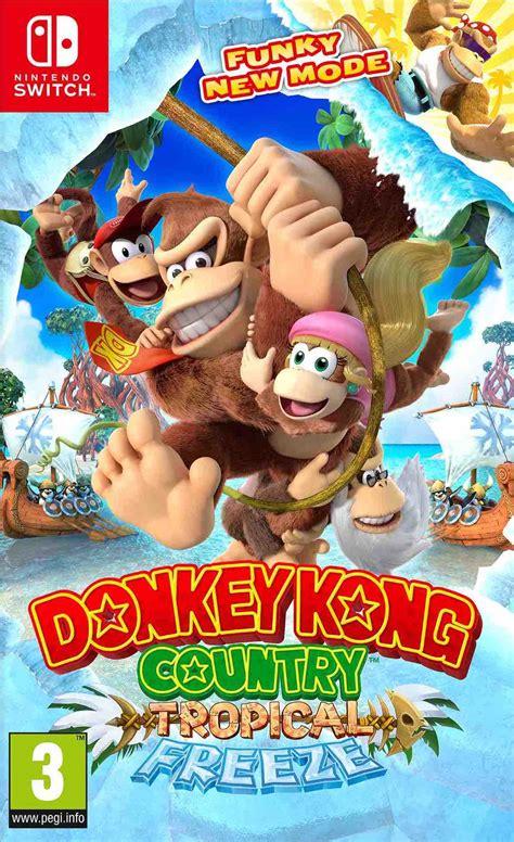 Afbeeldingsresultaten voor donkey kong switch